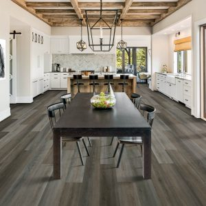 Dining room flooring | Carefree Carpets & Floors
