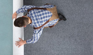 Carpet installation | Carefree Carpets & Floors