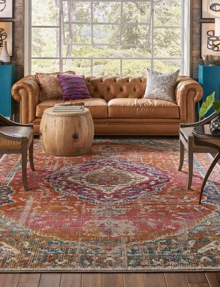 karastan Meraki Rug | Carefree Carpets & Floors
