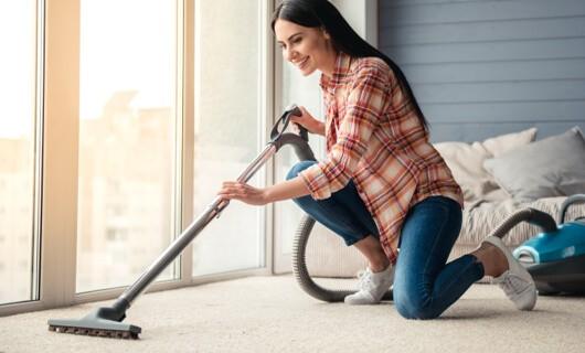 vacuum carpet | Carefree Carpets & Floors