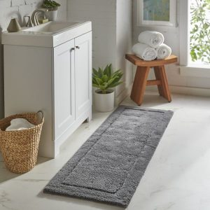 Using Rugs in the Bathroom | Carefree Carpets & Floors