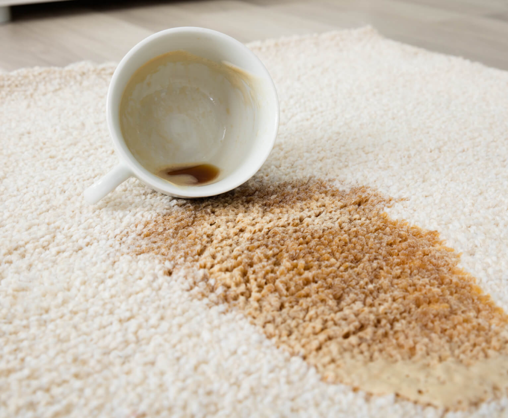 How to Remove Common Carpet Stains